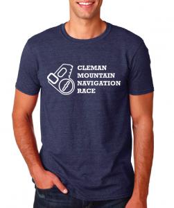 Cleman Mountain t-shirt design